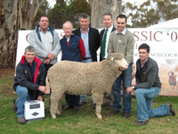 Top priced ram at Classings Classic 2009