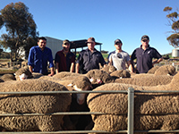 The Vandeleur boys James,